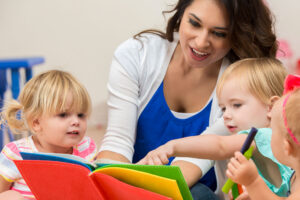 Child Care Course | Axial Training